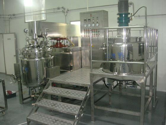 350L均质乳化机组